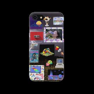 adeamのHello World Smartphone cases