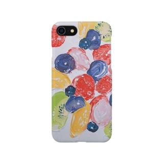 フルーツたっぷりケーキ・鮮 Smartphone cases