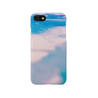 甘いみずたまり Smartphone cases