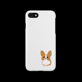 びすけのコーギー  Smartphone cases