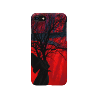 yukiameのwither Smartphone cases
