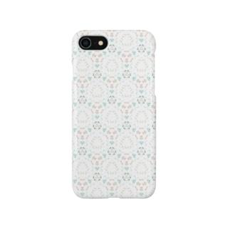 お花の万華鏡 Smartphone cases