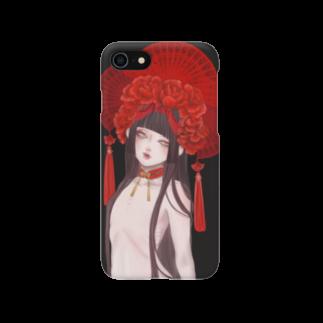 三嶋@ティア129 め10bの儚 Smartphone cases