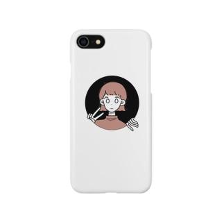 g i r l  Smartphone cases