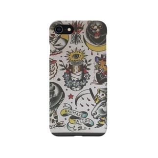 トラディショナルシリーズNo.1 Smartphone cases