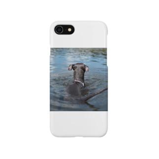 ずぶ濡れネズミ Smartphone cases