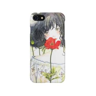 poppyスマホ Smartphone cases