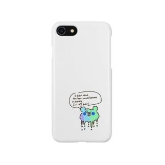 ゾンビくまくん Smartphone cases