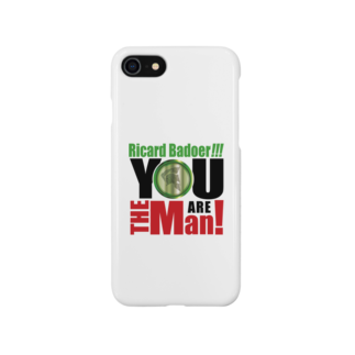 MacciのYou are the man! Smartphone cases