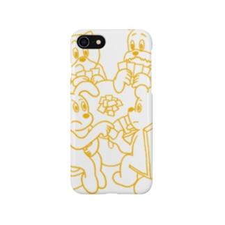 KAZUHIROSHOPのOLD MAID Smartphone cases
