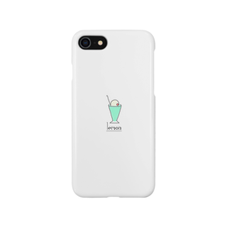 sakurajimanonakadeのLEMON Smartphone cases