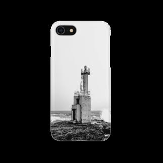 show11001の灯台 Smartphone cases