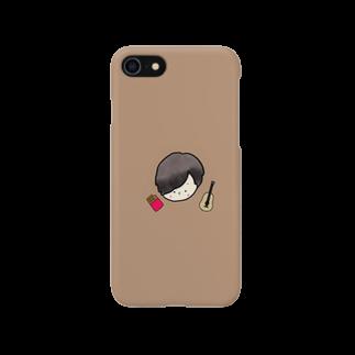 💋ななち🔑👗のおちょこ Smartphone cases