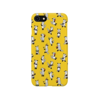 食欲のキツネ Smartphone cases