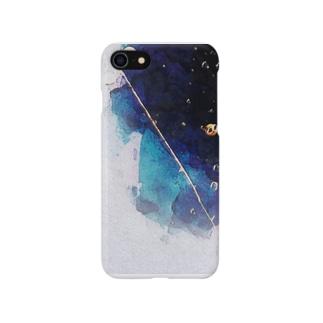 雨の夜 Smartphone cases