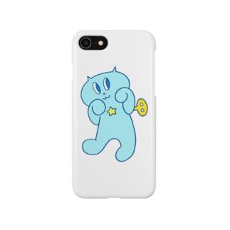 ネジネコ/ちょいワル Smartphone cases
