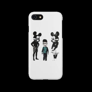 HRYM△のマヤコとネズミさん Smartphone cases