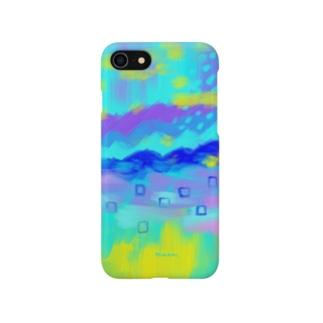 もういちど、海を Smartphone cases