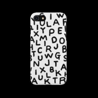U うーのABCDEFGHIJKLMNOPQRSTUVWXYZ Smartphone cases