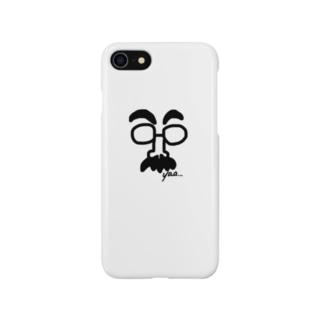 やぁおじさん Smartphone cases