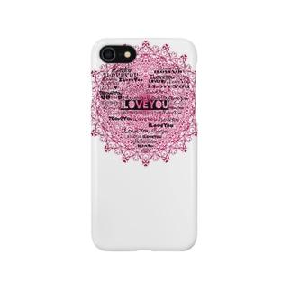 ILoveYou Smartphone cases