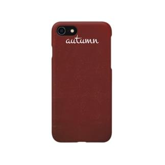 オータムケースiPhone7/8 Smartphone cases