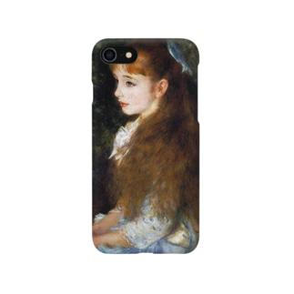 ルノワール 『 イレーヌ・カーン・ダンヴェール嬢 』 Smartphone cases