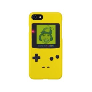 あ!野生のマヤコが飛び出してきた Smartphone cases