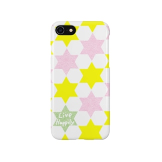 Live happily Smartphone cases