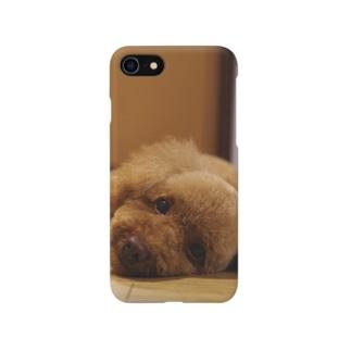 トイプードル Smartphone cases