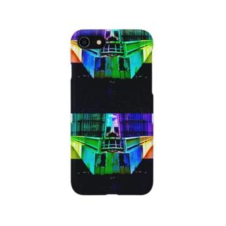 original photo -歩道橋- Smartphone cases