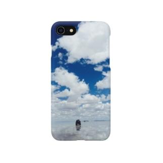 天国に一番近い場所 Smartphone cases
