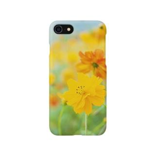 キバナコスモス / スマホケース Smartphone cases