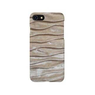 サテン Smartphone cases