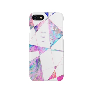 color your life 水彩 Smartphone cases