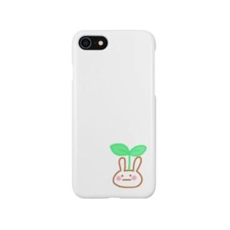 ふたばうさぎ Smartphone cases