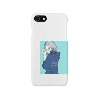 June 22_girl Smartphone cases