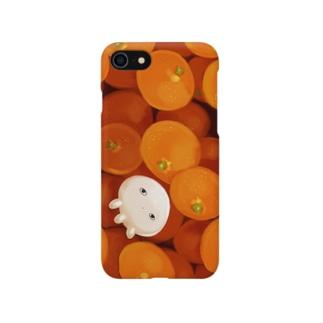 ドリームみかんくらげ2 Smartphone cases