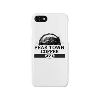 ピークタウンコーヒー(改) Smartphone cases