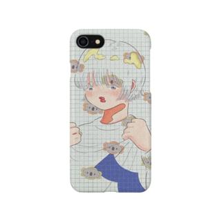 こあら©︎ Smartphone cases