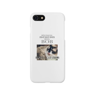 HOTTIE CAT CLUB 〜BOB〜 Smartphone cases