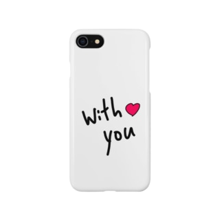 with you Smartphone cases