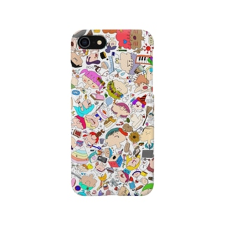 わいわいフレンズ Smartphone cases
