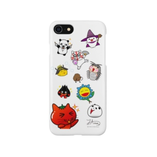 Ally's GoodsのiPhoneケース(各サイズ) Smartphone cases