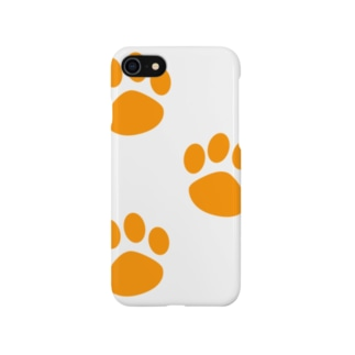 DOG STAMPS Smartphone cases