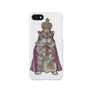 ruca's shopのねずみの王様 Smartphone Case