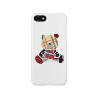 ぼく、くま。 Smartphone cases