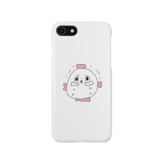 泣きむしきんぎょ Smartphone cases