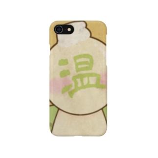 温ちゃんスマホケース Smartphone cases