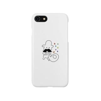 6月おじさん Smartphone cases